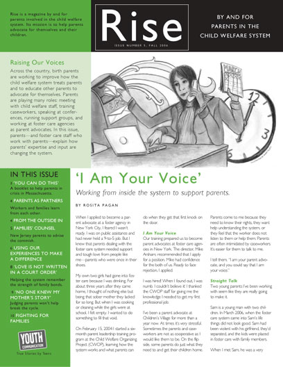 Raising Our Voices: Parent Advocacy product image