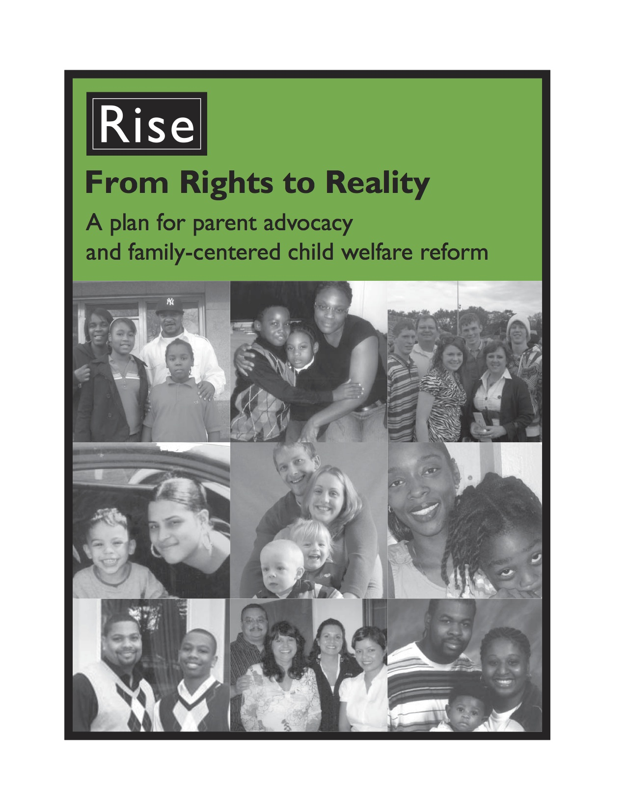 Special Issue: From Rights to Reality product image