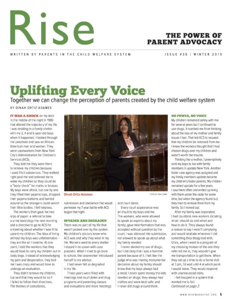 The Power of Parent Advocacy issue cover