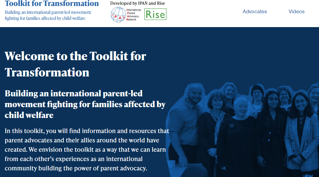 A Part of the Solution- Involving parents to improve the juvenile justice system product image
